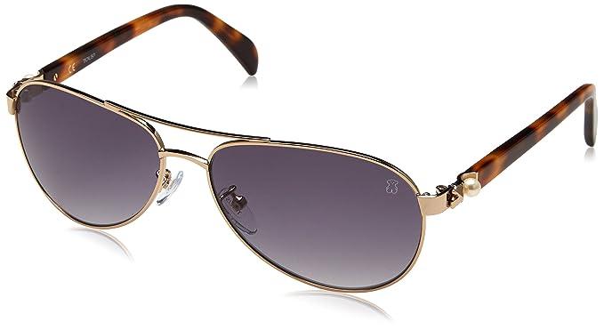 Tous TO STO331S 0300, Gafas de Sol para Mujer, Habana, 58: Amazon.es: Ropa y accesorios