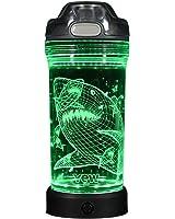 Igloo YEW Stuff - Kids Water Bottle - LED Light Up Design - 14oz