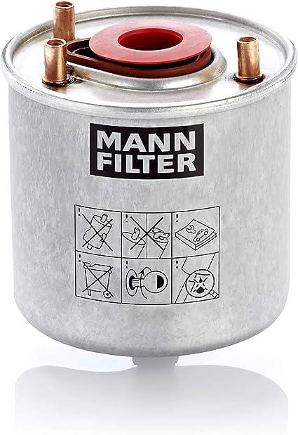 Set de filtro de combustible con junta MANN-FILTER Original Filtro de Combustible WK 9034 Z Para autom/óviles juego de juntas