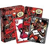 マーベルコミックス デッドプール プレイングカード トランプセット / MARVEL COMICS DEADPOOL PLAYING CARDS【並行輸入品】2016 アメコミ フィギュア グッズ