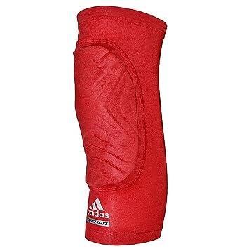 30965207f8705 adidas - Genouillère Basketball Adipower Pad AD Knee GFX Rouge O25468