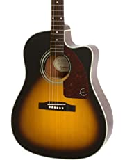 Epiphone AJ-210CE Electro Acoustic Guitar Outfit