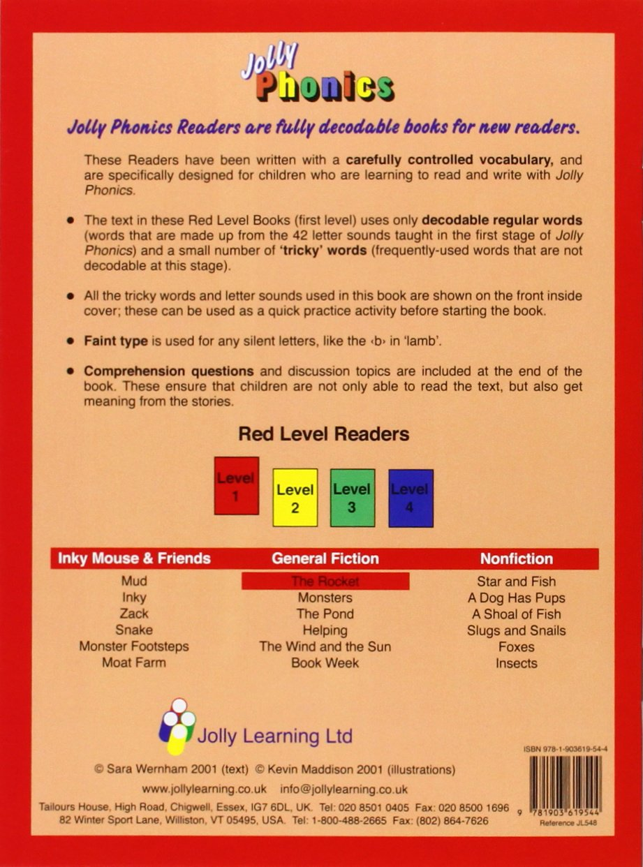 Workbooks jolly phonics workbook 1 free download : Buy Jolly Phonics Readers, Complete Set Level 1: in Precursive ...