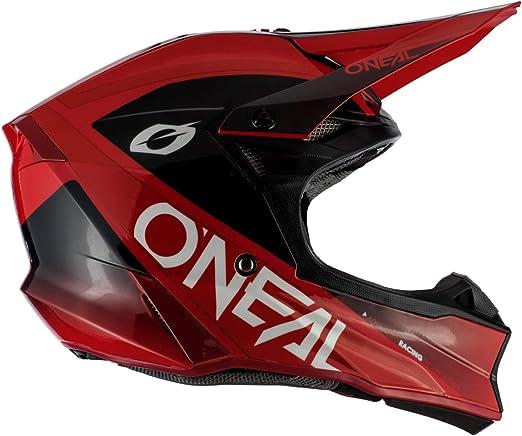 O Neal Motorrad Helm Motocross Enduro 2 Außenschalen 2 Eps Für Erhöhte Sicherheit Leichte Fiberglas Außenschale 10srs Hyperlite Helmet Core Erwachsene Sport Freizeit