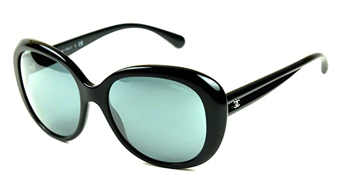 5c50170a64f7 Image Unavailable. Image not available for. Colour: Chanel 5312 Oval  Signature sunglasses ...
