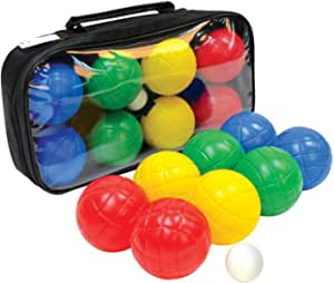 Schildkröt Funsports Unisex's Fun Bocce Set, Multi-Colour, Small