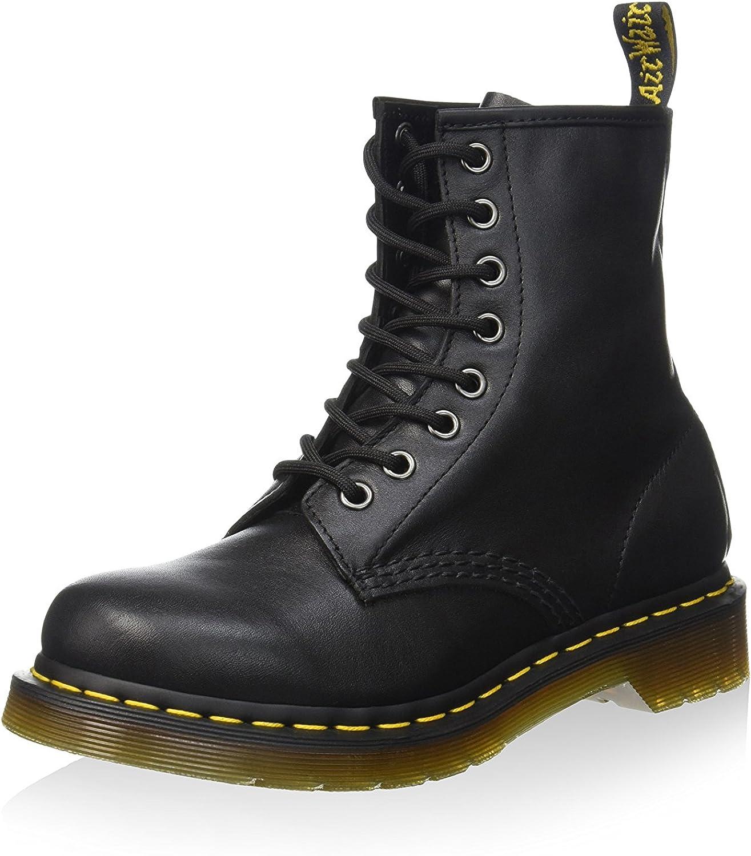 Orbita cascata Divertente  Dr. Martens Women's 1460 W Brogues, Black (Black Nappa 002), 4 UK (37 EU):  Amazon.co.uk: Shoes & Bags