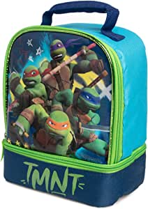 Thermos Dual Compartment Lunch Kit, TMNT Attack
