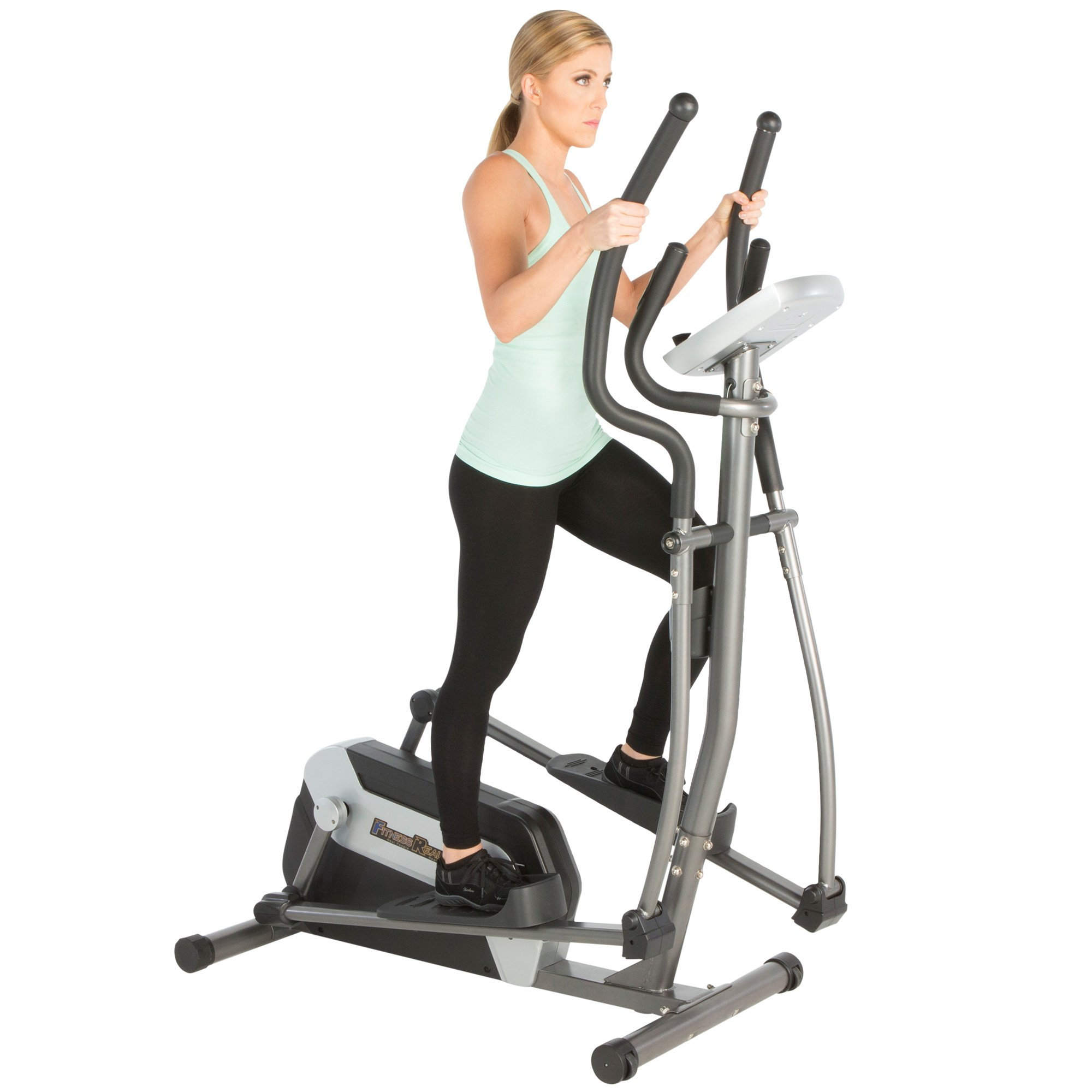 Fitness Reality E5500XL Magnetic Elliptical Trainer with Comfortable 18'' Stride by Fitness Reality (Image #3)