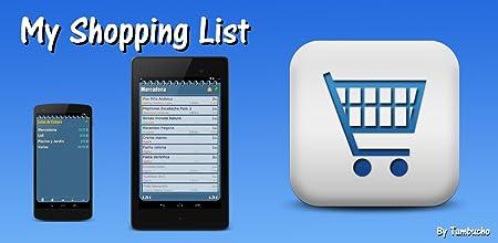 My Shopping List