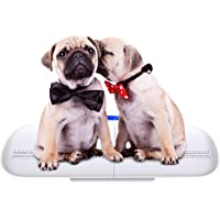 Baby Scale, Digital Pet Scale, Toddler Scale, Infant Scale with Kg/Lb/Oz to Measure Babies/Pets Accurately(Max: 220 lbs…