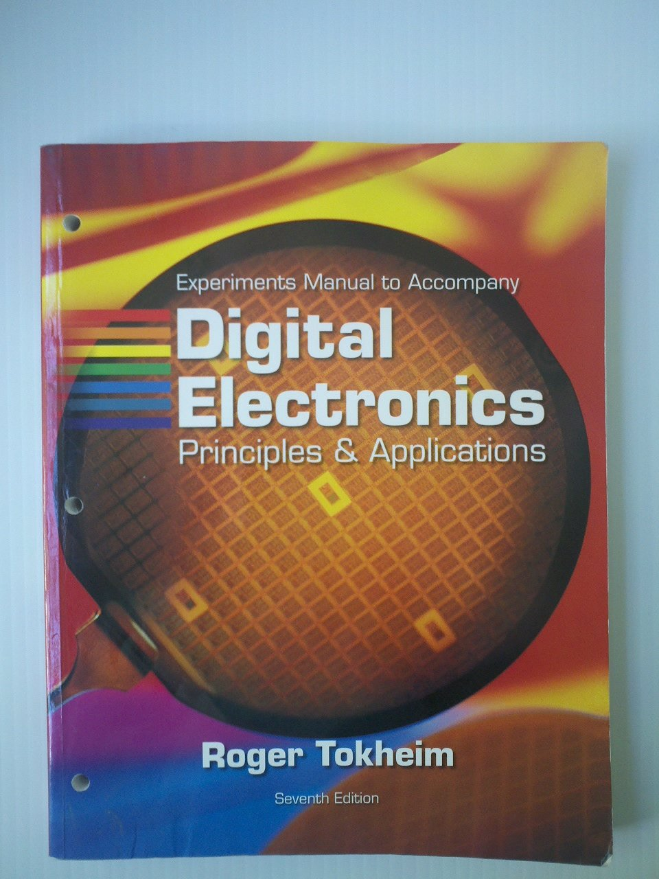 Buy Experiments Manual Digital Electronics: Principles And Applications  Book Online at Low Prices in India | Experiments Manual Digital Electronics:  ...