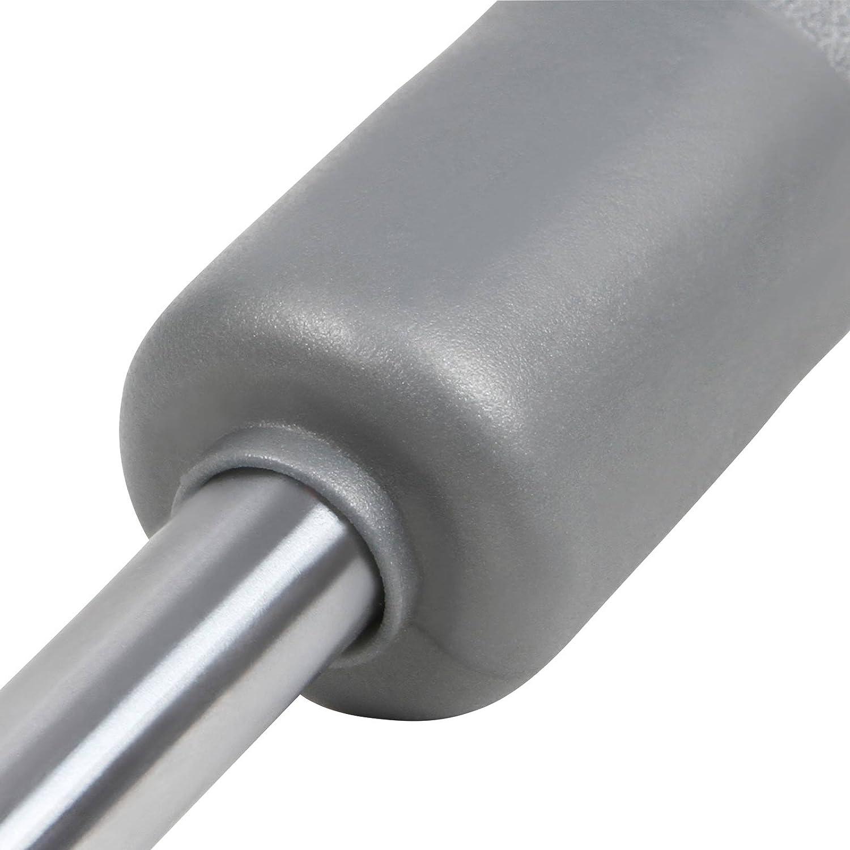 Set de 2 320 N V/érins /à gaz amortisseurs de Porte en Fer Robuste - Puissance ET Set AU Choix pour Portes de Voiture TIMBERTECH Meubles etc