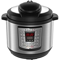 Instant Pot LUX80 8 Qt 6-in-1 Multi Use Pressure Cooker