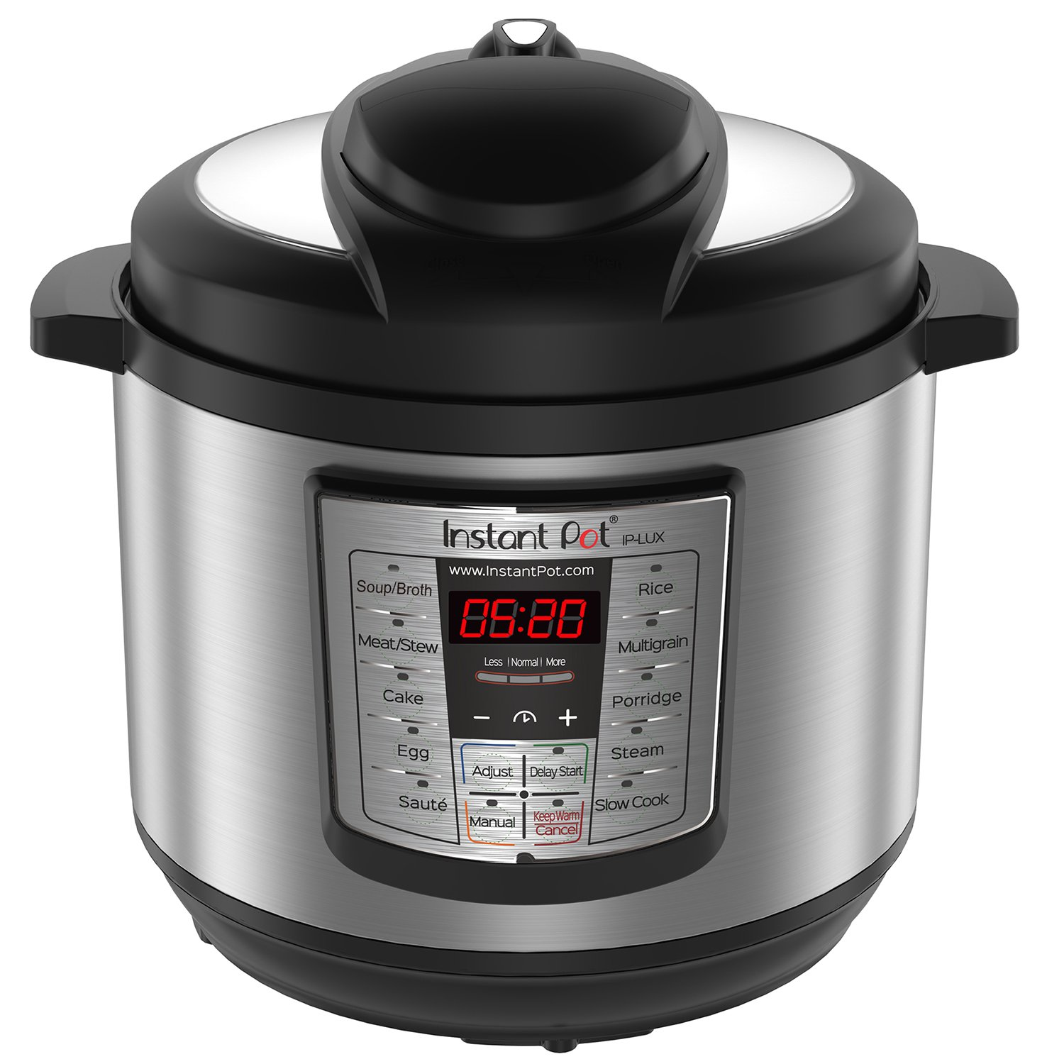 Amazon Instant Pot LUX80 8 Qt 6 In 1 Multi Use Programmable Pressure Cooker Slow Rice Saut Steamer And Warmer Kitchen Dining