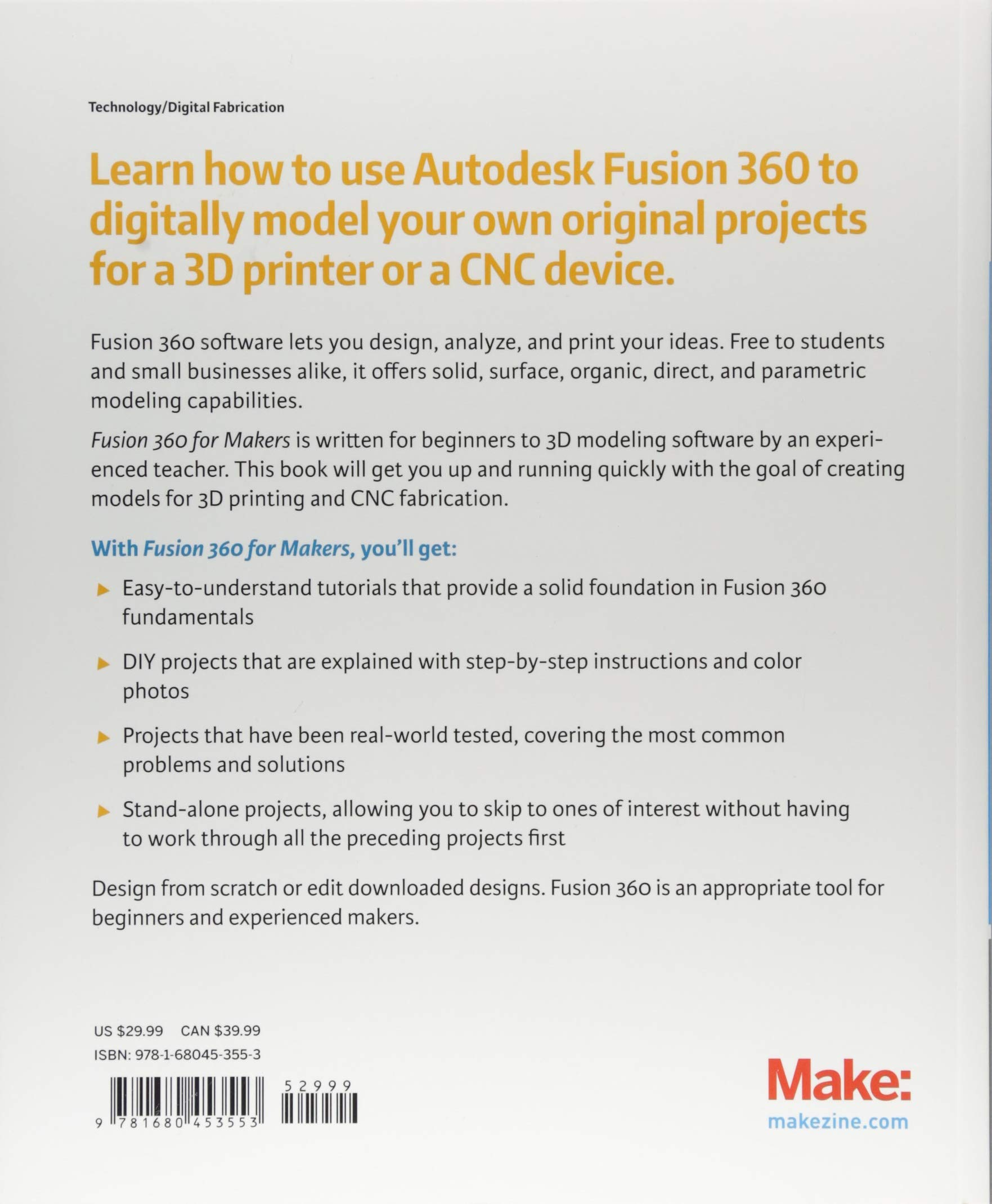 Fusion 360 for Makers: Amazon co uk: Lydia Sloan Cline