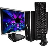 HP Elite 8100 Desktop Computer Package - Intel Core i5 3.2-GHz, 8GB RAM, 500GB Hard Drive, 19 Inch LCD, Keyboard, Mouse…