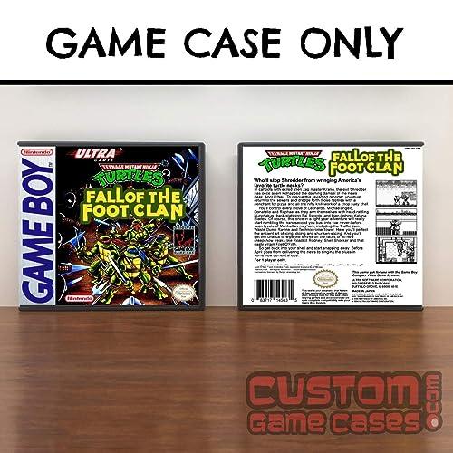 Amazon.com: Gameboy Teenage Mutant Ninja Turtles: Fall of ...