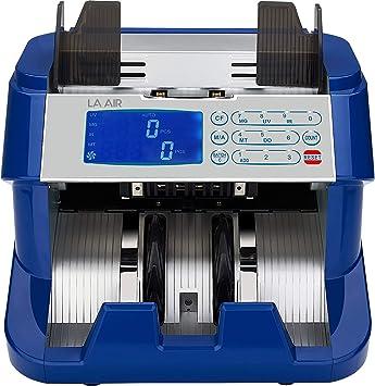 GeldzäHlmaschine Bank Retail Store Money Counter UV MG Detection