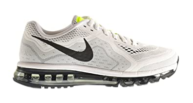 Nike Air Max 2014 Men's Shoes White/Black-Pure Platinum-Volt 621077-
