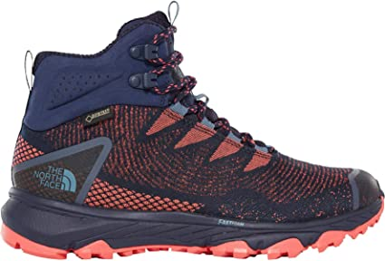 The North Face W Ultra Fastpack Ii Mid Gtx Chaussures de