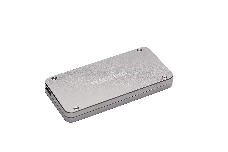 Amazon.com: Fledging - Caja SSD externa portátil PCIe ...