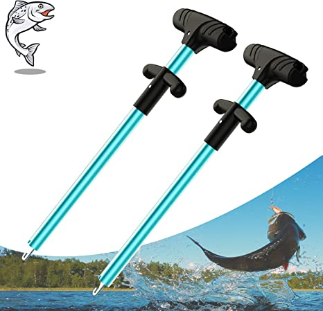 3 In 1 Tying Fishhook Stainless Steel Lake Fishing Tweezers River Grinding Hooks