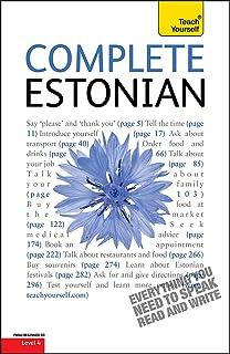 teach yourself estonian complete course book 2cds