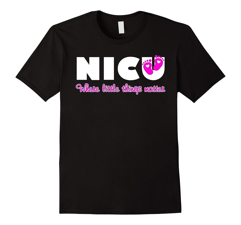 NICU, NICU nurse T-shirt-TH