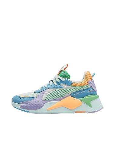 bezahlbarer Preis neue Liste für die ganze Familie Puma Damen Sneaker RS-X Toys bleu (50) 38: Amazon.de: Schuhe ...