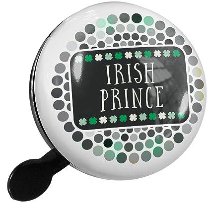 Amazon.com : NEONBLOND Bike Bell Irish Prince St. Patricks ...