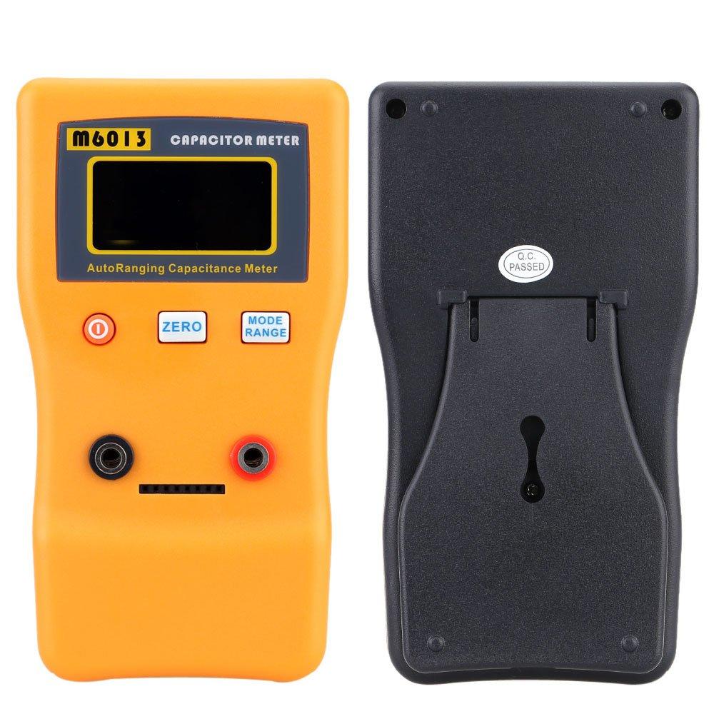 Circuit Tester Kkmoon M6013 Digital High Precision Capacitor Meter Professional Measuring Capacitance Resistance