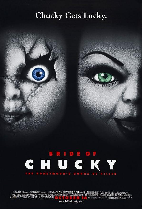 Poster Bride of Chucky Movie 70 X 45 cm: Amazon.es: Hogar