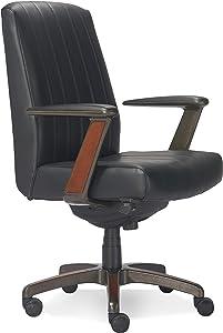 La-Z-Boy Bennett Office Chair, Black