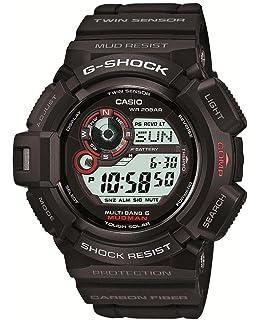 Amazon.com  Casio G Shock Mudman Digital Dial Men s Watch - G9300-1 ... d5187b7a34