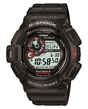 Image Unavailable. Image not available for. Color  Casio G-shock Mudman ... 3ed2a76706a4