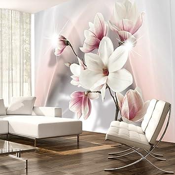 Murando   Fototapete Blumen 300x210 Cm   Vlies Tapete   Moderne Wanddeko   Design  Tapete