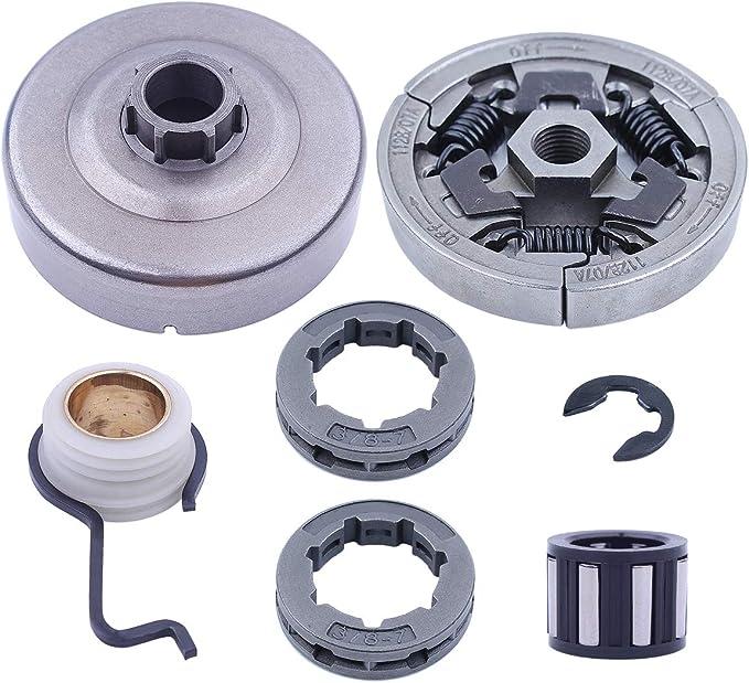 2 Sets Clutch assembly sprocket rim 3//8 for Stihl MS361 044 046 MS440