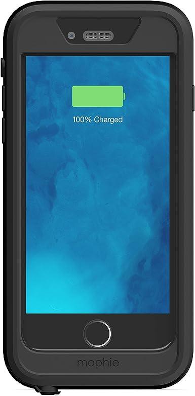 Funda con batería integrada Mophie Juice Pack H2PRO para iPhone 6 / 6s: Amazon.es: Electrónica