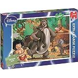 Jumbo Disney The Jungle Book Jigsaw Puzzle (100-Piece, X-Large)