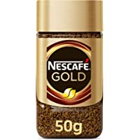 Nescafe Gold Instant Soluble Coffee 50g