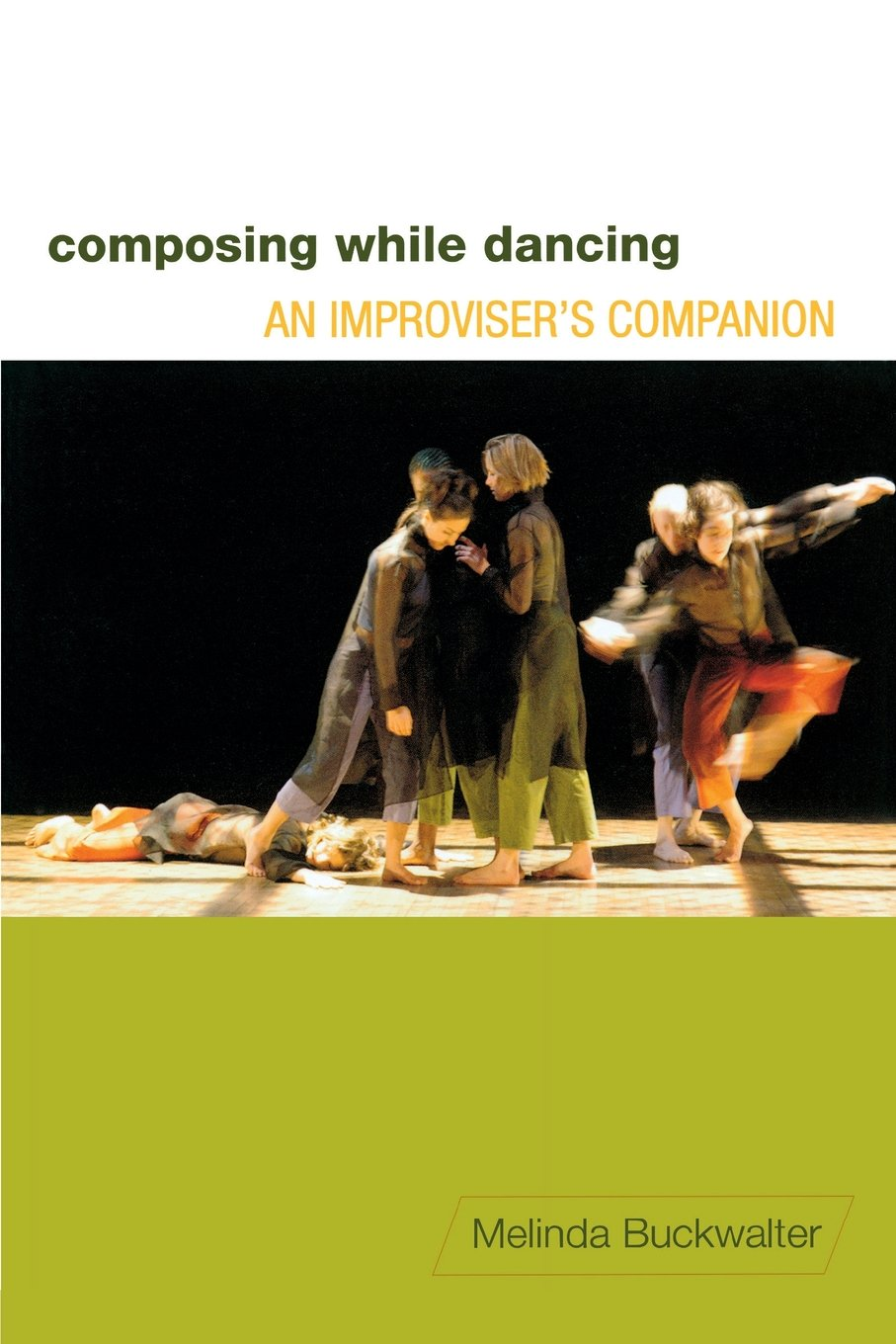 Download Composing while Dancing: An Improviser's Companion pdf