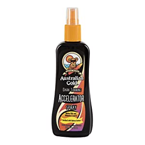 Australian Gold Dark Tanning Accelerator Spray 250ml