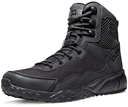 95f291311b1 CQR Mid-Ankle Men's Combat Military Tactical Boots EDC Outdoor Assault