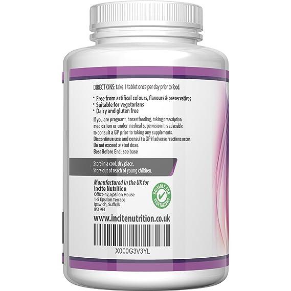 Vitaminas para el Crecimiento del Cabello Biotina + MSM Biotina de 10000 MCG + MSM de 250 mg (365 Tablets - No son Cápsulas de 5000 MCG) GARANTIA DE ...