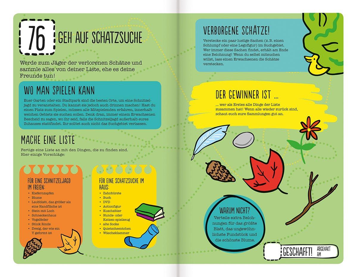 101 Dinge, die du tun musst, bevor du erwachsen bist: Amazon.de ...