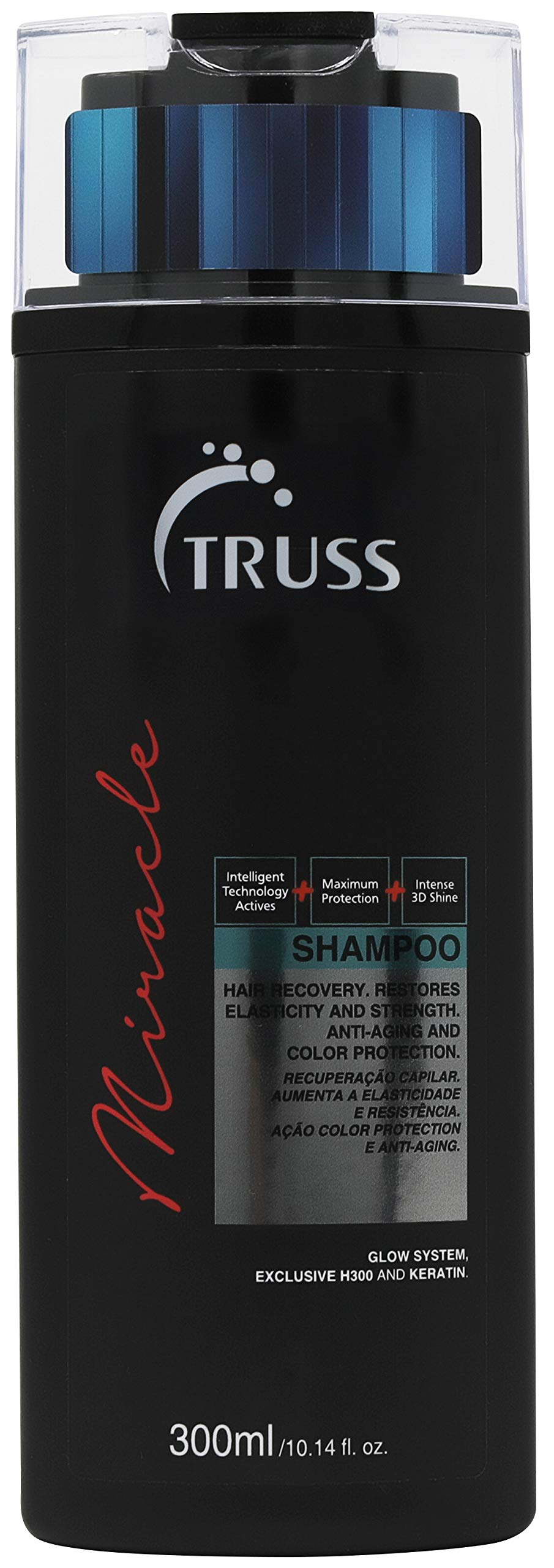 TRUSS Miracle Shampoo, 10.14 fl oz