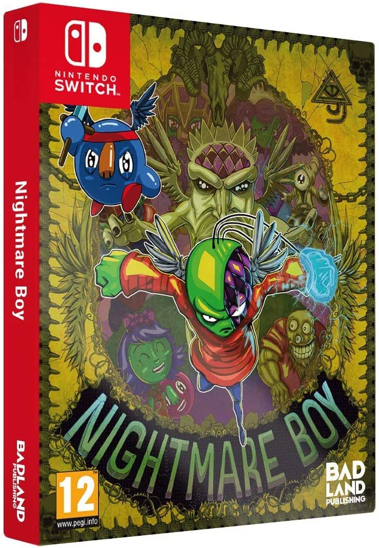 Nightmare Boy - Special Edition: Amazon.es: Videojuegos