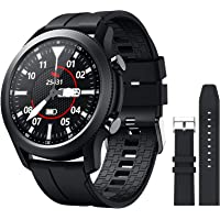 Sanag Fitness Smart Watch with Sleep Monitor (Black)