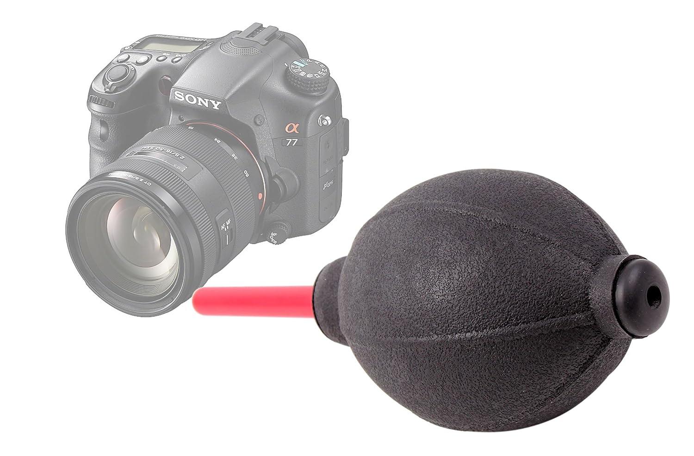 A3000 et SLTA77V.CEH et A77 CEE5 DURAGADGET Poire//soufflet de nettoyage compacte pour appareil photo SLR Sony Alpha SLTA55VY.CEH